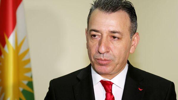 IKBY Parlamentosu Türkmen milletvekili Aydın Maruf - Sputnik Türkiye