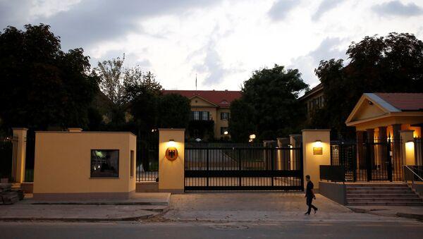 Almanya Ankara Büyükelçiliği - Sputnik Türkiye