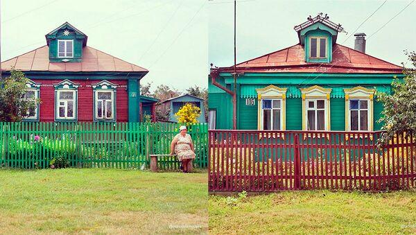 Rusya'nın neredeyse her yerinde karşılaşabilecek geleneksel motiflerle süslü ahşap evler yer alıyor. Ancak bu evler, zamanla ve kentsel yapılanmanın etkisiyle yok olmaya yüz tutmuş durumda. Instagram'daki @oldrussianhouses hesabında ise bu evlerin güzellikleri gözler önüne seriliyor. - Sputnik Türkiye