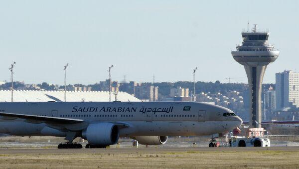 Suudi Arabistan Hava Yolları - Sputnik Türkiye