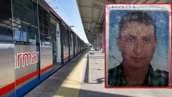 Marmaray'da çalışma yapan işçi Fatih Uysal elektrik akımına kapılarak hayatını kaybetti. - Sputnik Türkiye
