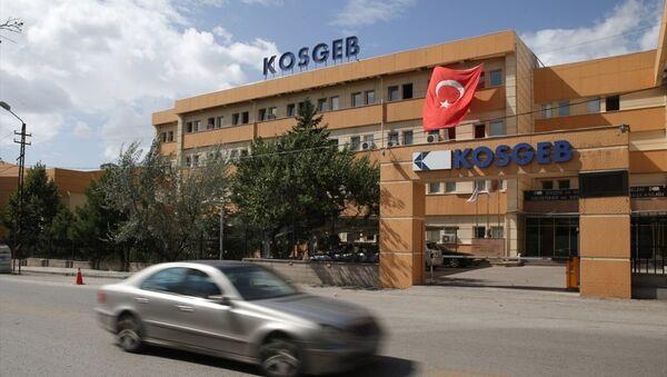 KOSGEB - Sputnik Türkiye