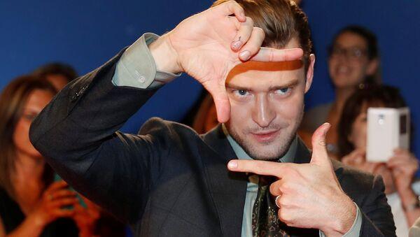 Justin Timberlake - Sputnik Türkiye