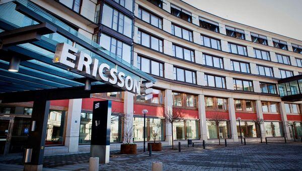 Ericsson İsveç - Sputnik Türkiye
