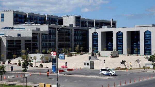 Anadolu Adalet Sarayı - Sputnik Türkiye