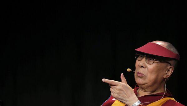 Tibet'in sürgündeki ruhani lideri Dalay Lama - Sputnik Türkiye