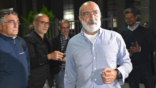 Ahmet Altan - Sputnik Türkiye
