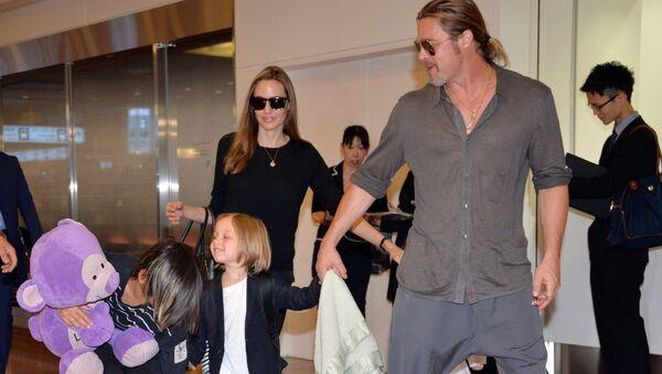 Angelina Jolie - Brad Pitt - Sputnik Türkiye