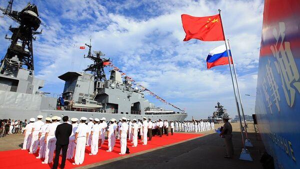 Rusya ve Çin ordusu - Sputnik Türkiye
