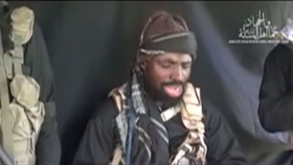 Boko Haram lideri Ebubekir Şekau - Sputnik Türkiye