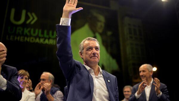 Bask'ta yerel seçimler - Sputnik Türkiye