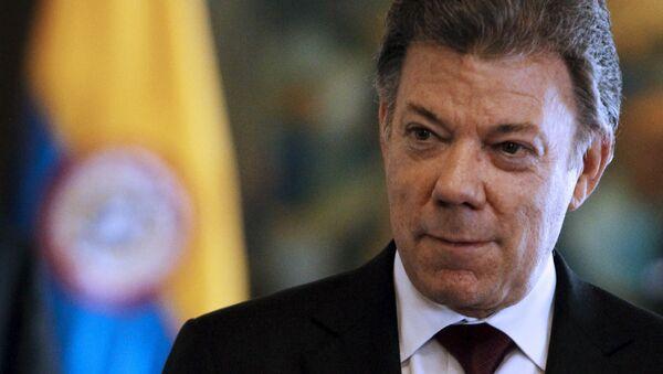 Juan Manuel Santos - Sputnik Türkiye