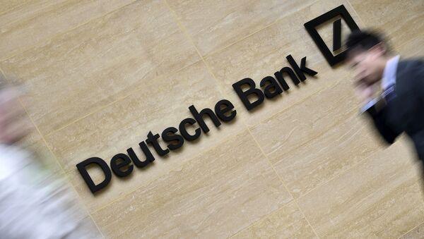 Deutsche Bank - Londra - Sputnik Türkiye