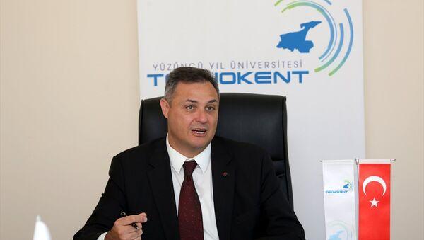 TÜBİTAK Başkanı Prof. Dr. Arif Ergin - Sputnik Türkiye