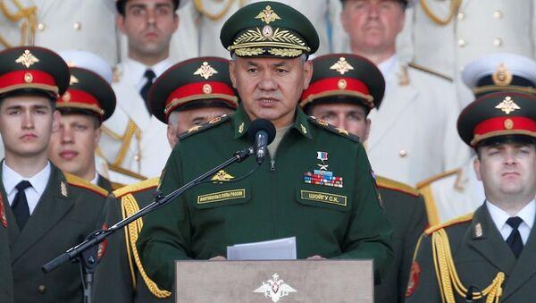 Rusya Dışişleri Bakanı Sergey Şoygu - Sputnik Türkiye