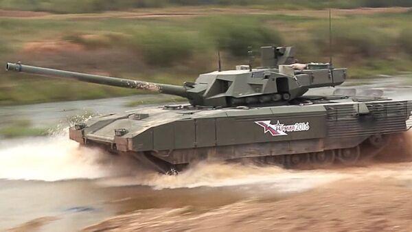 Armata tankları - Sputnik Türkiye