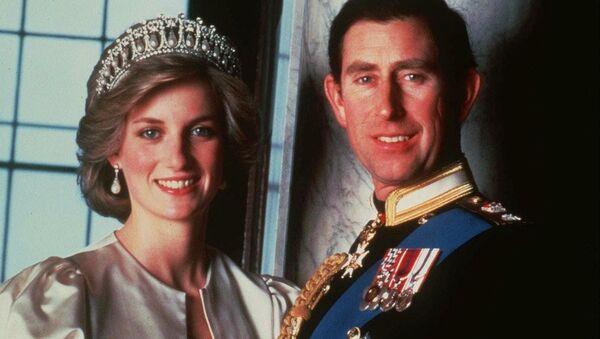 Prenses Diana - Prens Charles - Sputnik Türkiye