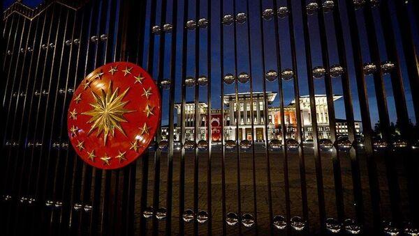 Cumhurbaşkanlığı Sarayı - Cumhurbaşkanlığı Külliyesi - Sputnik Türkiye
