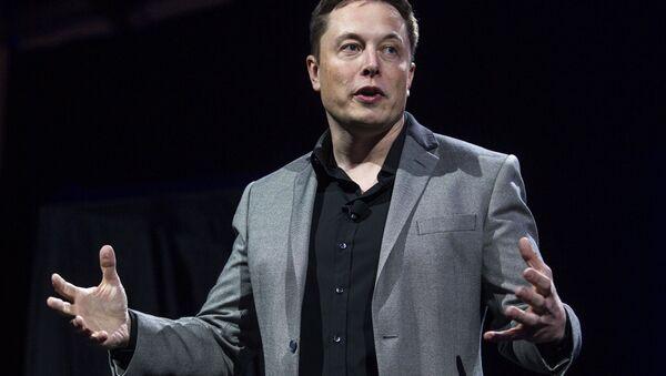 Elon Musk, CEO of Tesla Motors and SpaceX - Sputnik Türkiye
