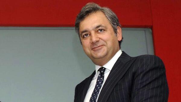 Doğan Medya Grubu Başkanı Mehmet Ali Yalçındağ - Sputnik Türkiye