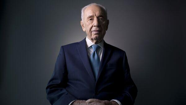 Shimon Peres - Sputnik Türkiye