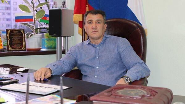 SSCB ve Rusya karma dövüş şampiyonu Galib Yusubov - Sputnik Türkiye