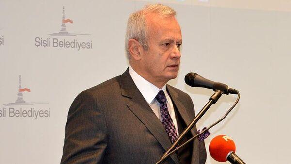 Hayri İnönü - Sputnik Türkiye