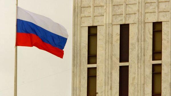 Washington-Rusya Büyükelçiliği - Sputnik Türkiye