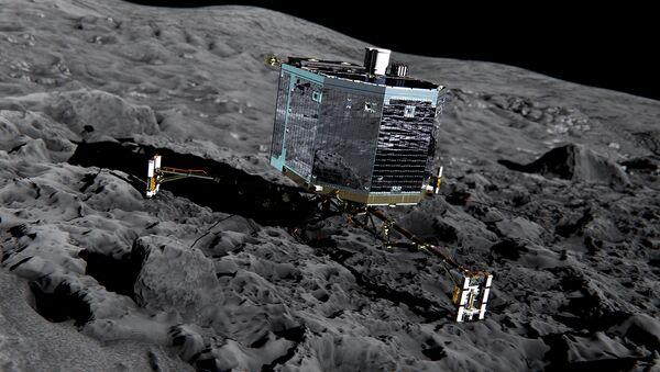 Philae - Sputnik Türkiye