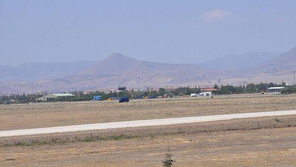 Konya 3. Ana Jet Üs Komutanlığı - Sputnik Türkiye