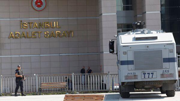 Çağlayan / İstanbul Adliyesi - Sputnik Türkiye