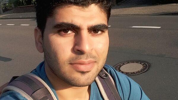 Suriyeli sığınmacı Muhannad Musa - Sputnik Türkiye