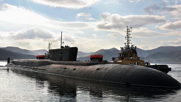 nükleer denizaltı - Sputnik Türkiye