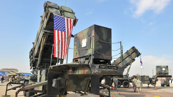 ABD füze savunma sistemi - Sputnik Türkiye