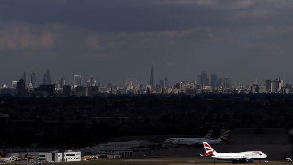 İngiltere/ Londra Heathrow Havalimanı - Sputnik Türkiye