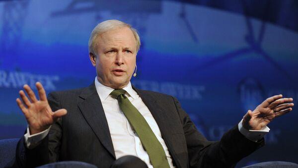 BP CEO'su Bob Dudley - Sputnik Türkiye