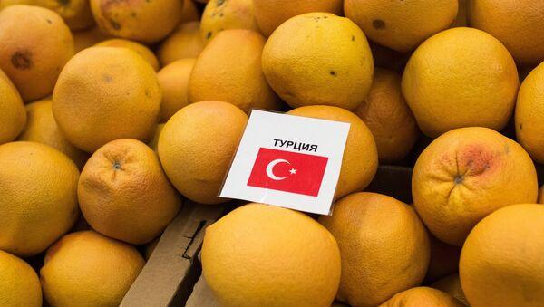 Türk meyveleri - Sputnik Türkiye