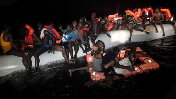 Libya - sığınmacı / göçmen - Sputnik Türkiye