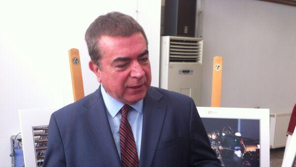 T.C.Başbakanlık Basın-Yayın Enformasyon Genel Müdürü (BYEGM) Mehmet Akarca - Sputnik Türkiye