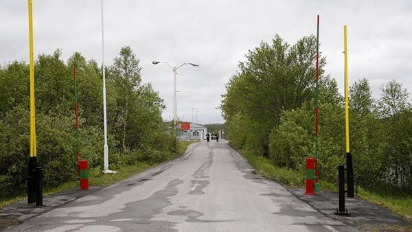 Rusya-Norveç sınırı  - Sputnik Türkiye