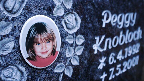 Almanya'da 9 yaşındayken kaçırılıp öldürülen Peggy Knobloch - Sputnik Türkiye