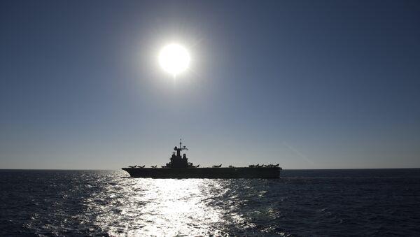 Charles de Gaulle uçak gemisi - Sputnik Türkiye