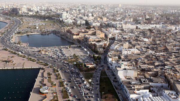 Libya'nın başkenti Trablus - Sputnik Türkiye