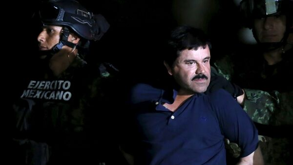 El Chapo - Sputnik Türkiye