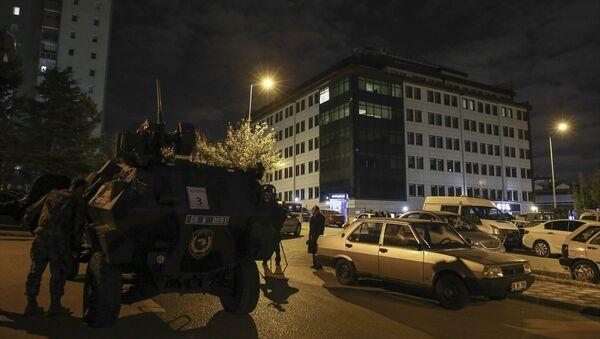 Ankara'da IŞİD operasyonu - Sputnik Türkiye