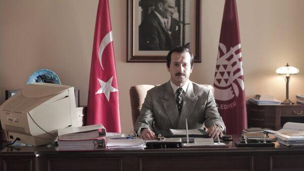 Cumhurbaşkanı Recep Tayyip Erdoğan'ın hayatını konu alan 'Reis' filmi - Sputnik Türkiye