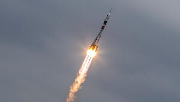 Soyuz MS-02 - Sputnik Türkiye