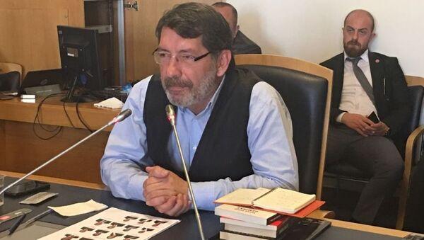 Gazeteci-yazar Yavuz Selim Demirağ - Sputnik Türkiye