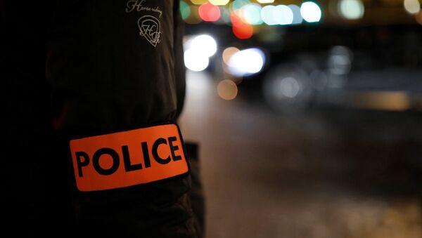 Fransa polis protesto - Sputnik Türkiye