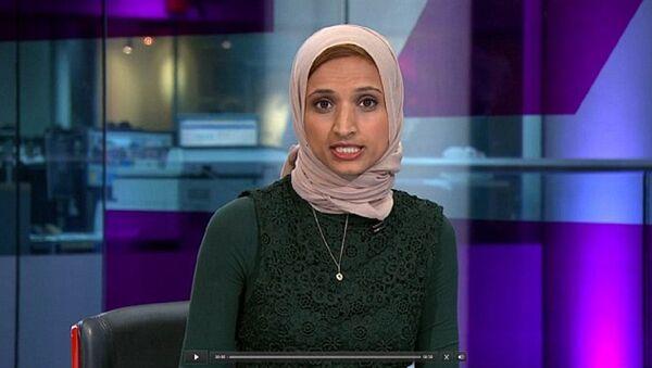 Fatima Manji - Channel 4 - Sputnik Türkiye